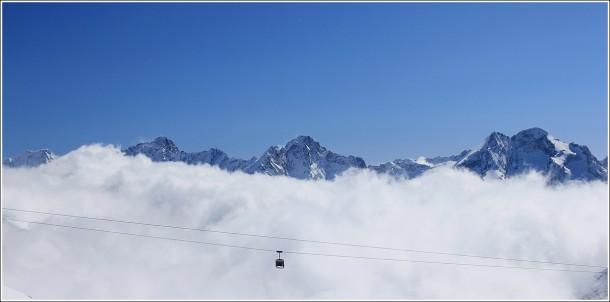 """Un ange passe"" ... 2 Alpes - 31 mars 2013"