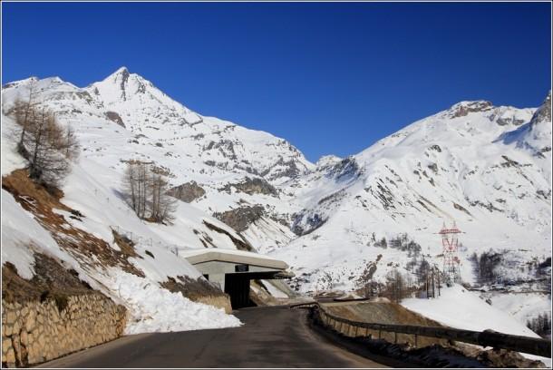 Route de Tignes - 4 mars 2013