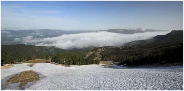 Ski de rando en Vercors - 1er mai 2013