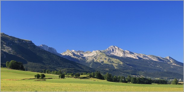 Vercors - La Grande Moucherolle - 1er août 2013