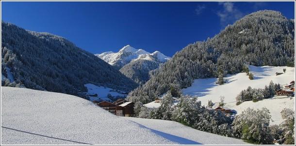 Arêches-Beaufort - Savoie - 12 octobre 2013