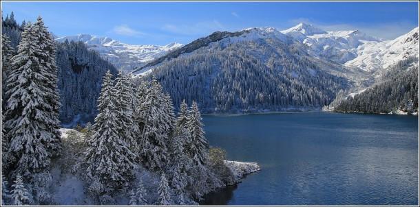 Arêches-Beaufort - Savoie - Lac de St Guérin - 12 octobre 2013