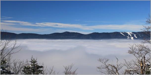 Mer de nuages - Lans en Vercors - 16 novembre 2013