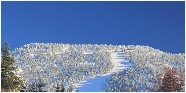 Lans en Vercors - La Sierre - 1400m - 28 novembre 2013