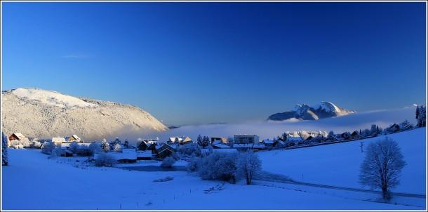 Vercors - St Nizier du Moucherotte - 17 fevrier 2014
