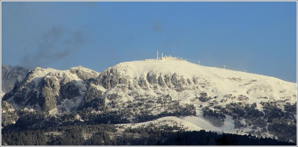 Chamrousse - Massif de Belledonne - 22 octobre 2014