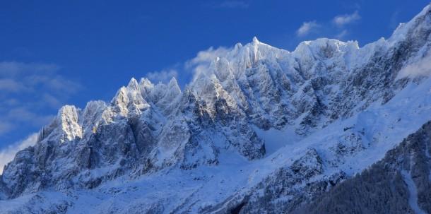 Mont Blanc - 22 novembre 2015