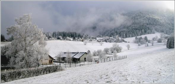 St Nizier du Moucherotte - 16 décembre 2009