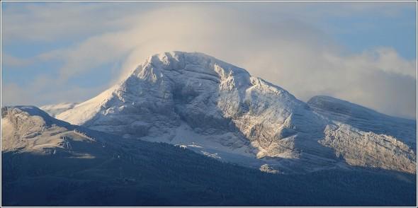 Vercors - Villard de Lans (Grande Moucherolle - 2284m) - 27 septembre 2010