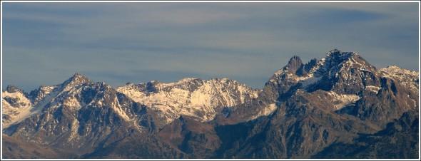 Massif de Belledonne - 28 octobre 2009