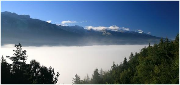 Entre Lans en Vercors et Villard de Lans - 28 septembre 2010