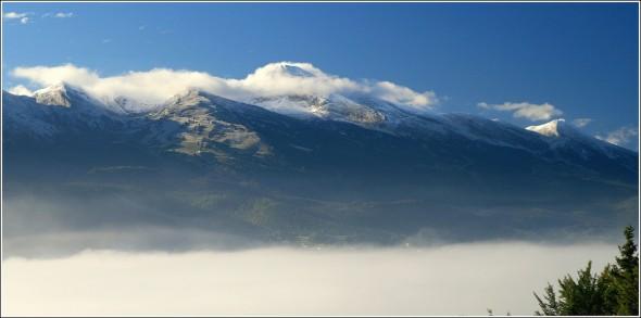 Plateau du Vercors - 28 septembre 2010 - Villard de Lans depuis Lans en Vercors