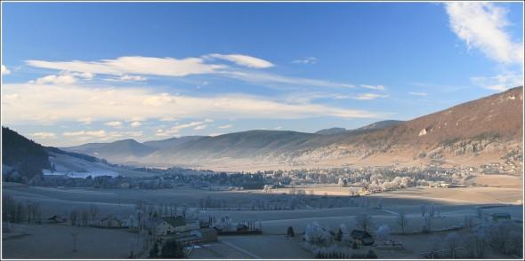 Lans en Vercors - 31 janvier 2011 - 9h30