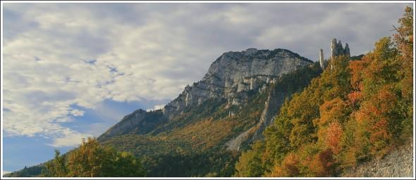 Moucherotte en habit d'automne - 5 octobre 2009