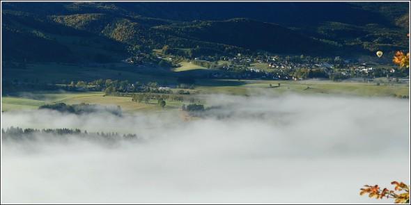 Vercors - Vers Villard de Lans - 6 octobre 2010