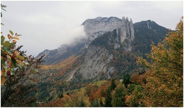 Automne en Vercors - 8 octobre 2009