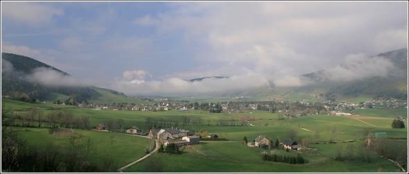 Lans en Vercors - matin du 7 mai 2010